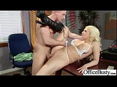 In Office Hard Sex With Big Juggs Horny Worker Girl (kagney linn karter) movie-21