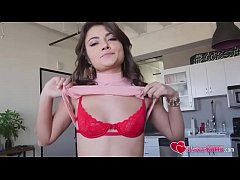 Aspen Reign Teen and Brother Bangs - SisterCums.com