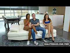RealityKings - Sneaky Sex - Cassidy Banks Jessy Jones - Snooze You Lose