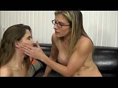 Molly Jane in Femdom Lesbian Domination And Spanking