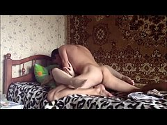 Attractive Young Couple Making Love