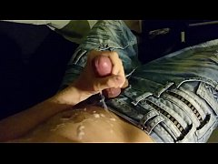 Soloboy cum all over