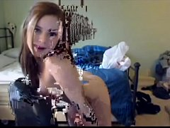 Beautiful round ass web cam model playing around - camvideos.top