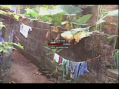 washing kerala women