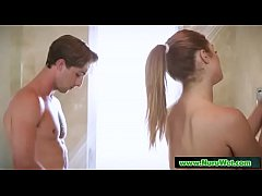 Second Date Night (Lucas Frost and Skylar Snow) free video-01