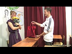 russian mature teacher 11 - elise teacher s day