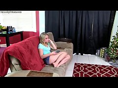 Dakota James Strips For Her Brother