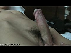 Uncut Asian Boyz Bound Handjobs