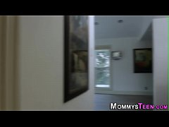 Mature stepmother tribbed