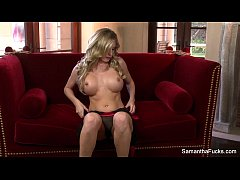 Valentines Day Fun With Samantha Saint