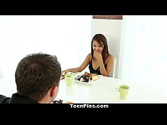 TeenPies - Mexican Cutie Wants Creampie For Dessert