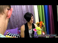 Twink anal penetration bear gay fuck twink Taylor Lee and Jae Landen