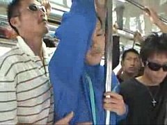 Clip sex japan student on the bus