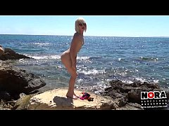 Trailer teen Masturbate On The Beach X