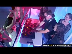 Brazzers - Brazzers Exxtra - The Joys of DJing scene starring Abigail Mac Keisha Grey and Jessy Jone
