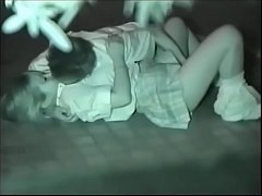 sneaky park sex late at night in japan