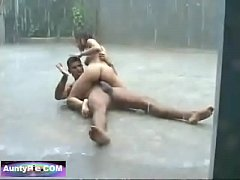 thumb wild man jungle  fucks hot girl during monsoon  during monsoon during monsoon i