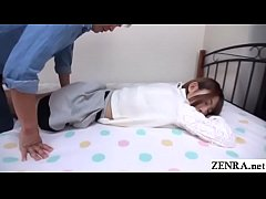 JAV butt massage for Nanase Otoha with frequent farting