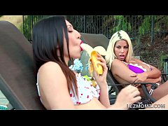 Step Mom saved my life! - Bridgette B and Judy Jolie