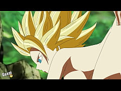 Dragon ball super caulifla ssj