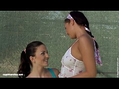 Hot lesbian lovemaking with Isabella and Billy on Sapphic Erotica