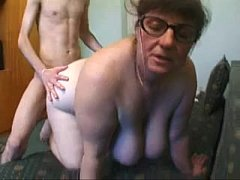 big tit granny and the handyman from DesiresBBW .com