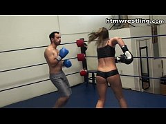 Cheyenne Jewel Boxing Beatdown