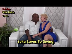 Seka's Interracial Master Drops By