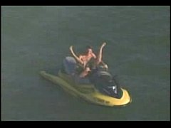 jetski sex caught on tape