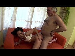 Petite Stepdaughter Having No Shame Fucking Her Alcoholic Dad