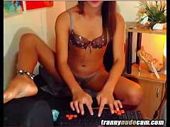 20 Year Old Filipino Shemale Shows Her Feet- Tranny Porn 36