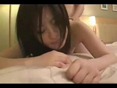 Cute Asian with Small Tits Getting Banged in Hotel