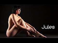 Nude Models Jules Seedcase-shooting | PKinG TV