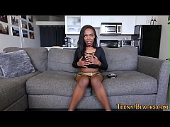 Black teen pov pounded