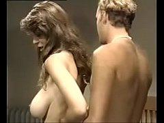Classic Porn - Christy Canyon - huge natural tits, fucked by one lucky dude
