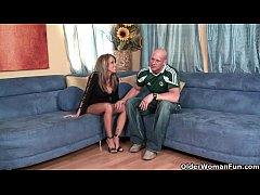 Busty soccer milf Kristina Cross takes a rough pounding