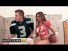 Big TITS in Sports - (Brandy Aniston Rachel RoXXX, Danny D) - Halftime Titty Hump - Brazzers