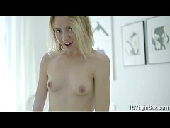 18 Virgin Sex - Solo blonde teen Lucy B