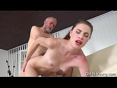 Old-n-Young.com - Ilona C - Young Escort Fucks Him