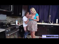 hard action sex tape with superb big tits housewife karen fisher vid-18