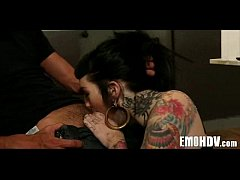 Emo whore gets fucked 171