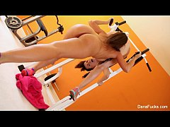 Abigail Mac and Dana DeArmond lesbian fun