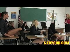 Classroom Fun With Alexis Texas And Friends