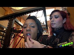 Minerva vs Noemilk BDSM Full Scene