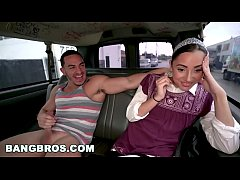bangbros - no regrets with becky sins on the bang bus bb16017