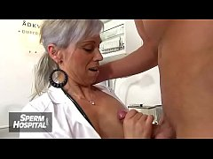 European big tits lady Danielle is dirty doctor
