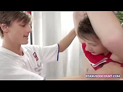 Cute Twink Friends Enjoy Staxus Bareback