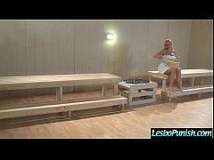 Hot Lez Girl Get Punish With Toys By Mean Lesbo vid-08