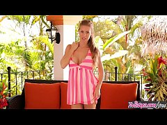 Twistys - (Nicole Aniston) starring at A Taste Of Costa Rica