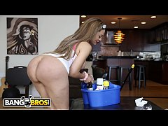 BANGBROS - Big Booty Latina Maid Samantha Bell Gets Fucked By Her Client